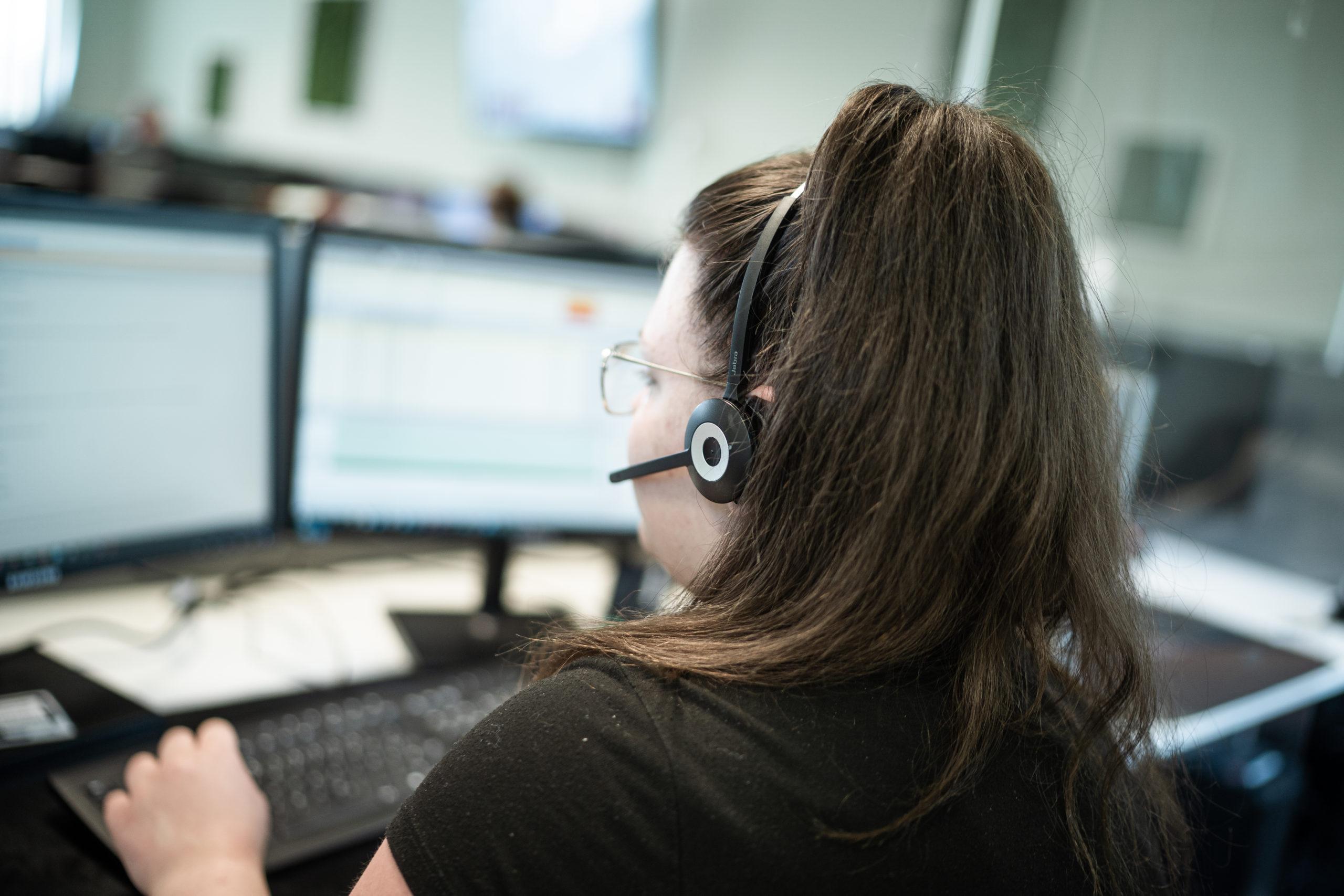 Telefonsupport, Telefon Call Center Support bei Trendcom