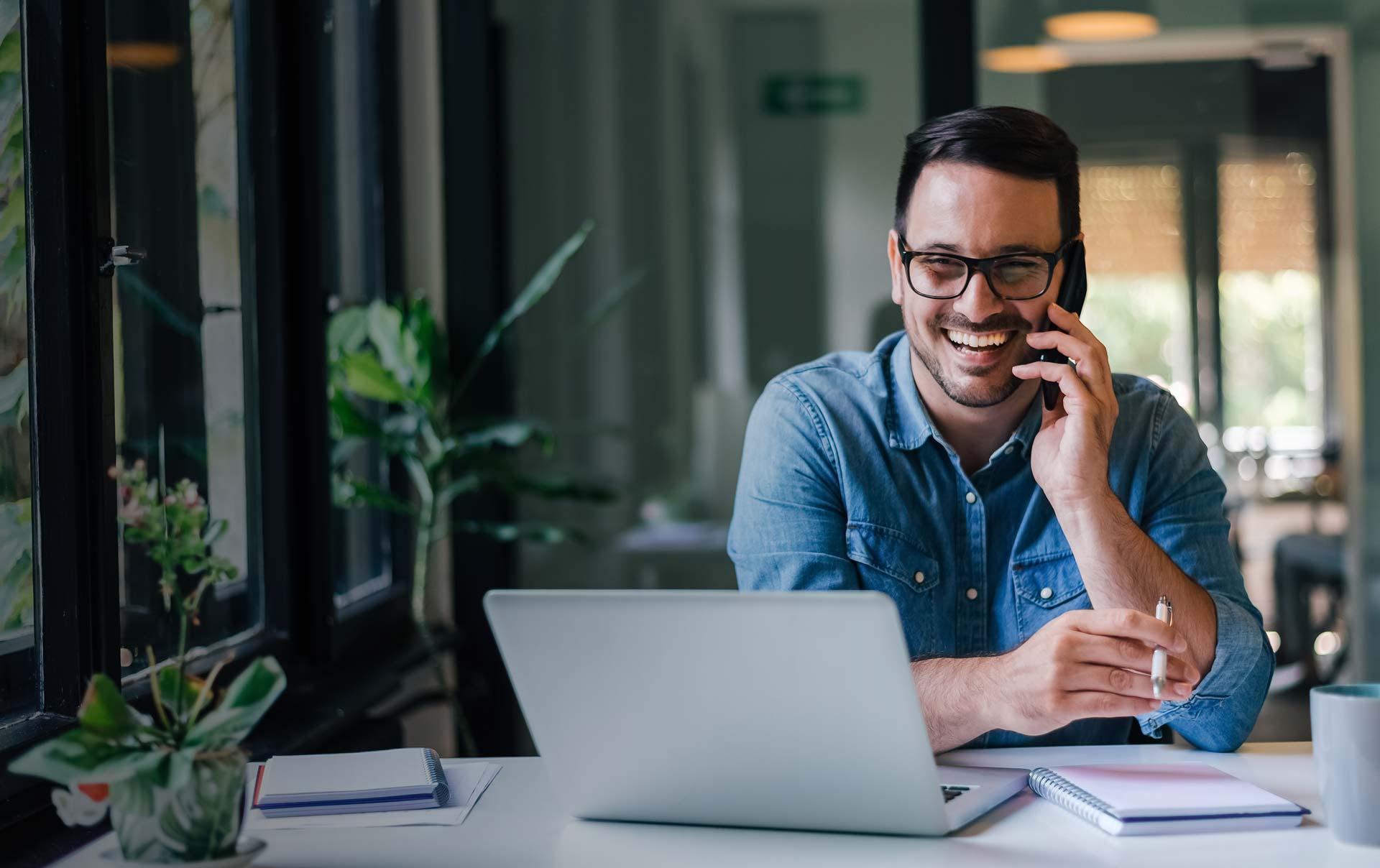 Trendcom Kundenservice im Call Center